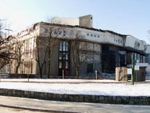 Nowy Teatr Muzyczny w Gdyni od środka