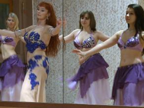 Orientalne rytmy, czyli taniec brzucha