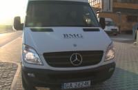 Mercedes Sprinter Furgon. Ładuj i jedź