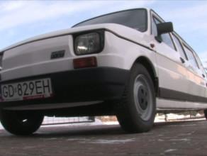 Fiat 126p Jamnik. Naprawdę długi.