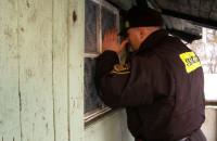 Patrol Straży Miejskiej w trosce o bezdomnych