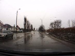 Trakt św. Wojciecha okiem kierowcy