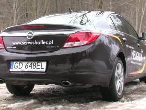 Opel Insignia. Bez ostentacji