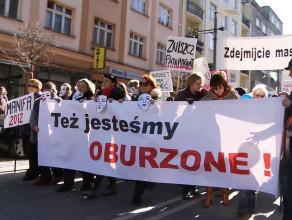Manifa przeszła przez Gdynię
