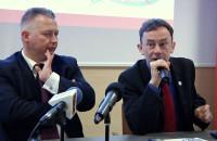 Konferencja przed Euro 2012