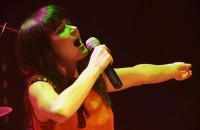 Bigbitowy powrót do przeszłości - Ania Rusowicz zagrała w Żaku
