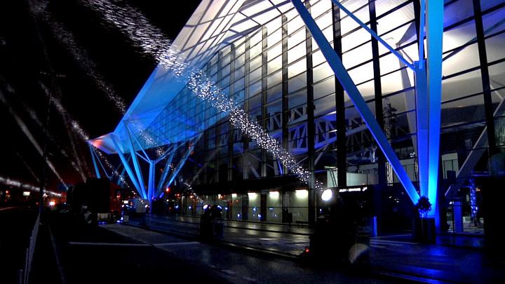 Oficjalne otwarcie nowego terminala.