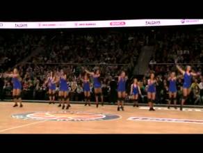 Cheerleaderki Żalgirisu Kowno pokonały gdynianki