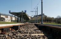 Premierowy przejazd nową trasą tramwajową