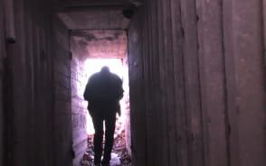 Hrabina schodzi do schronu. Niezwykła historia Łosiówki.