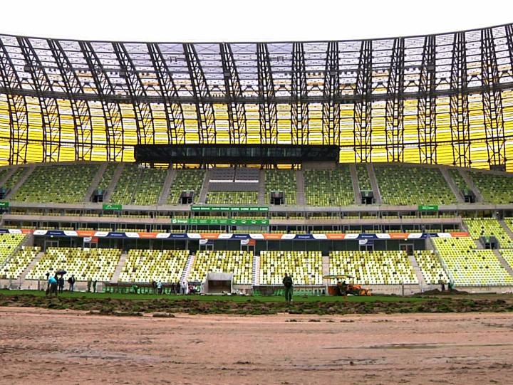 Dowiedz się wszystkiego omurawie, która leżyna stadionie wGdańsku.