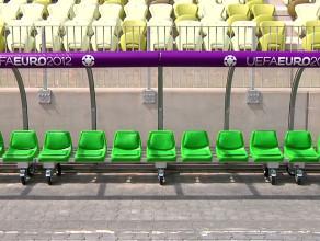 UEFA przejmuje stadion w Gdańsku