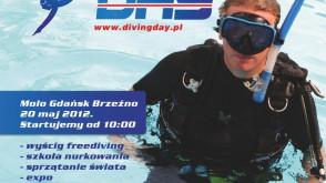 20.05.2012 godz. 11:00 - Diving Days na molo w Brzeźnie - światowy Dzień Morza