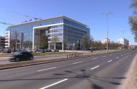Nowe biurowce w Gdańsku