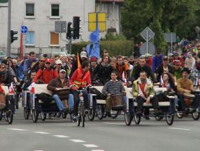Wielki Przejazd Rowerowy w 2012 roku