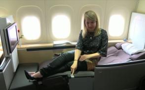 Na pokładzie jumbo jeta