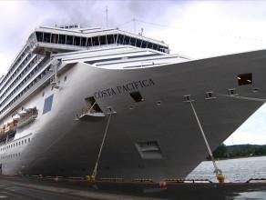 Luksusowy prom Costa Pacifica
