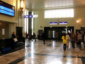 Otwarcie Dworca w Gdyni