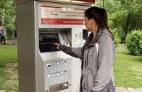 Informacje o Euro w automacie biletowym