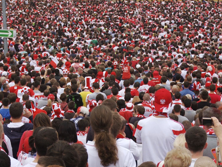 23 tys. kibiców oglądało wgdańskiej strefie kibica mecz Polska-Grecja. Wiele wskazuje na to, że podczas meczu zRosją widzów będzie tu jeszcze więcej.