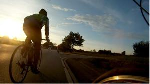 Irlandzcy rowerzyści vs. polskie drogi