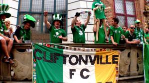 #InGdansk - Irlandczycy w mieście