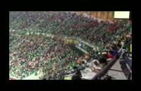 Irlandzcy kibice śpiewają The Fields of Athenry