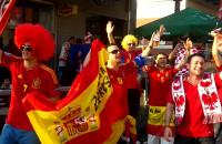 Hiszpanie kibicują na polską melodię