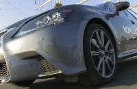 Lexus. Precyzyjne uderzenie GSa