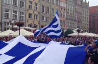 Grecka sektorówka rozwinięta na Długim Targu