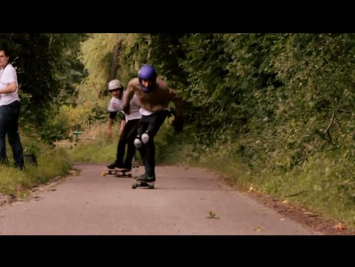 Wideo zLongboard Piknik 2011.