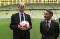 Konferencja po EURO 2012 na PGE Arenie