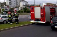 Wypadek na Wielkopolskiej- Gdynia