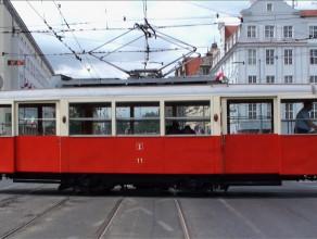 Wyjątkowy zabytkowy tramwaj w Gdańsku