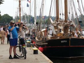 Baltic Sail 2012 w Gdańsku