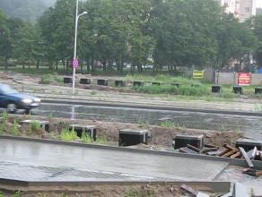 Zalana Trasa Słowackiego