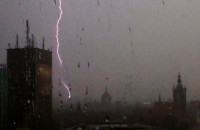 burza nad Gdanskiem