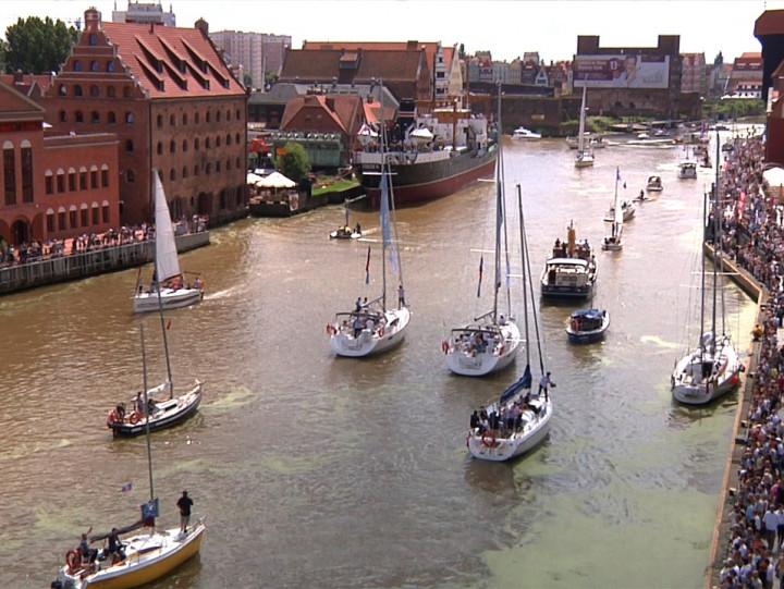 Parada Baltic Sail