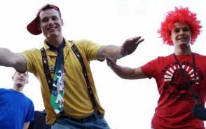 Happy Gdynia Flashmob