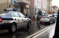 Potrącenie w Sopocie na al. Niepodległości