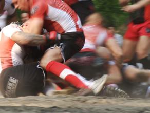 Fight football w Sopocie
