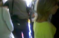 Przymusowa przesiadka pasażerów SKM