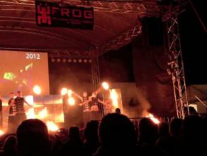 FROG 2012 - konkurs grup fireshow
