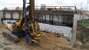 Postępy w budowie Trasy Sucharskiego