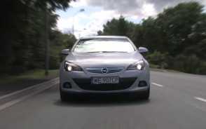 Opel Astra GTC. Zawodnik z Gliwic