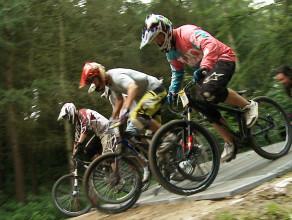 Ekstremalny zjazd rowerowy, czyli FourCross