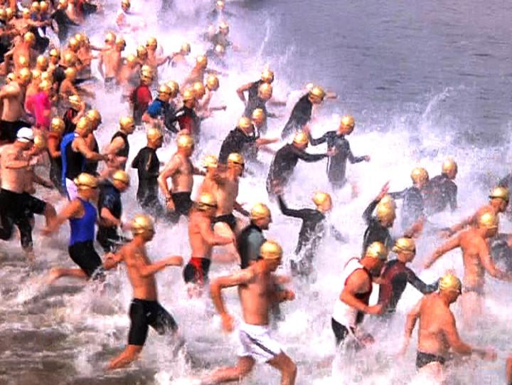 Jedna dziesiąta Ironmana, czyli triathlon dla amatorów.
