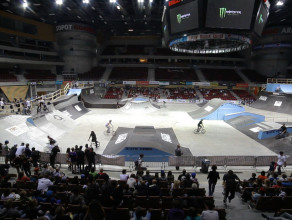 Baltic Games 2012 w Ergo Arenie
