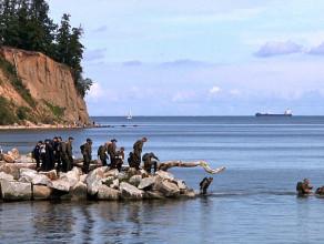 Bieg Morskiego Komandosa 2012