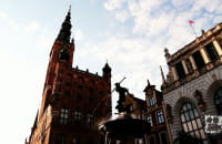Gdansk city of freedom miasto wolnosci